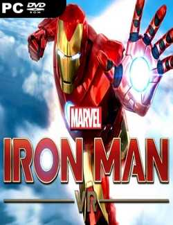 Marvel's Iron Man VR Crack PC Download Torrent CPY