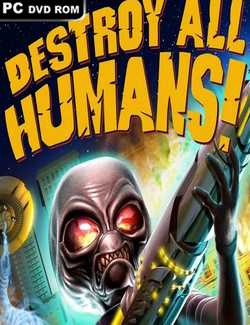 Destroy All Humans! Crack PC Download Torrent CPY