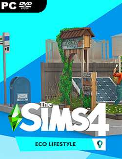 The Sims 4 Eco Lifestyle Crack PC Download Torrent CPY