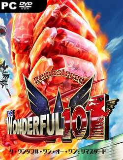 The Wonderful 101 Remastered Crack PC Download Torrent CPY