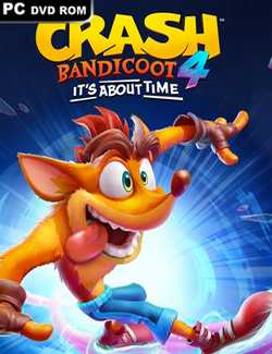 Crash Bandicoot 4 It's About Time Crack PC Download Torrent CPY