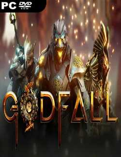 Godfall Crack PC Download Torrent CPY