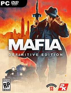 Mafia Definitive Edition Crack PC Download Torrent CPY