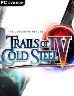 The Legend of Heroes Trails of Cold Steel IV Crack PC Download Torrent CPY
