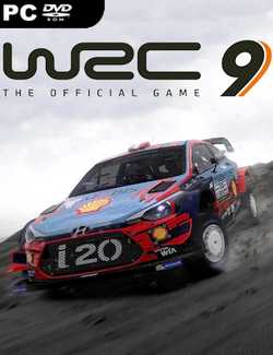 WRC 9 FIA World Rally Championship Crack PC Download Torrent CPY