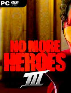 No More Heroes 3 Crack PC Download Torrent CPY