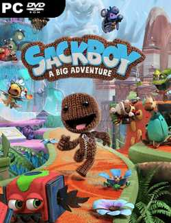 Sackboy A Big Adventure Crack PC Download Torrent CPY