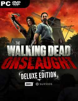 The Walking Dead Onslaught Crack PC Download Torrent CPY