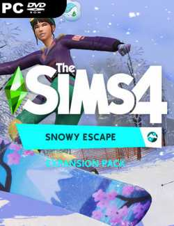 The Sims 4 Snowy Escape Crack PC Download Torrent CPY