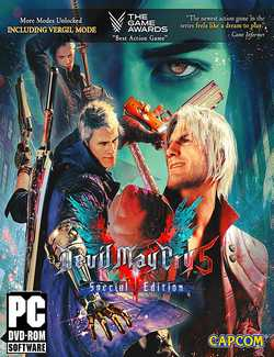 Devil May Cry 5 Special Edition Crack PC Download Torrent CPY