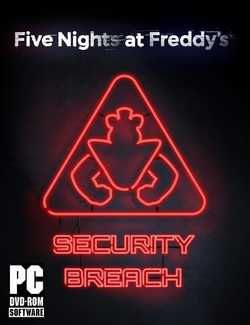 Five Nights at Freddy's Security Breach Crack PC Download Torrent CPY