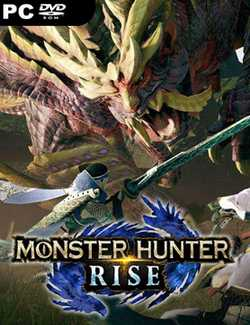 Monster Hunter Rise Crack PC Download Torrent CPY