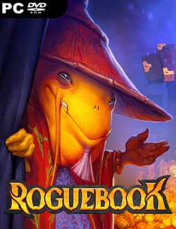 Roguebook Crack PC Download Torrent CPY