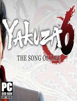 Yakuza 6 The Song of Life Crack PC Download Torrent CPY