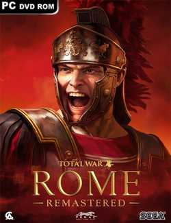 Total War ROME REMASTERED Crack PC Download Torrent CPY