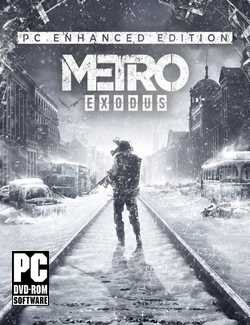 Metro Exodus Enhanced Edition Crack PC Download Torrent CPY