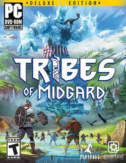 Tribes of Midgard Crack PC Download Torrent CPY