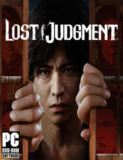 Lost Judgment Crack PC Download Torrent CPY