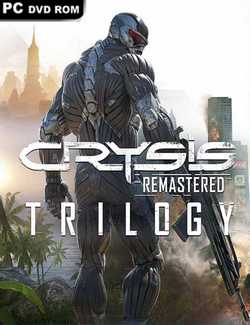 Crysis Remastered Trilogy Crack PC Download Torrent CPY