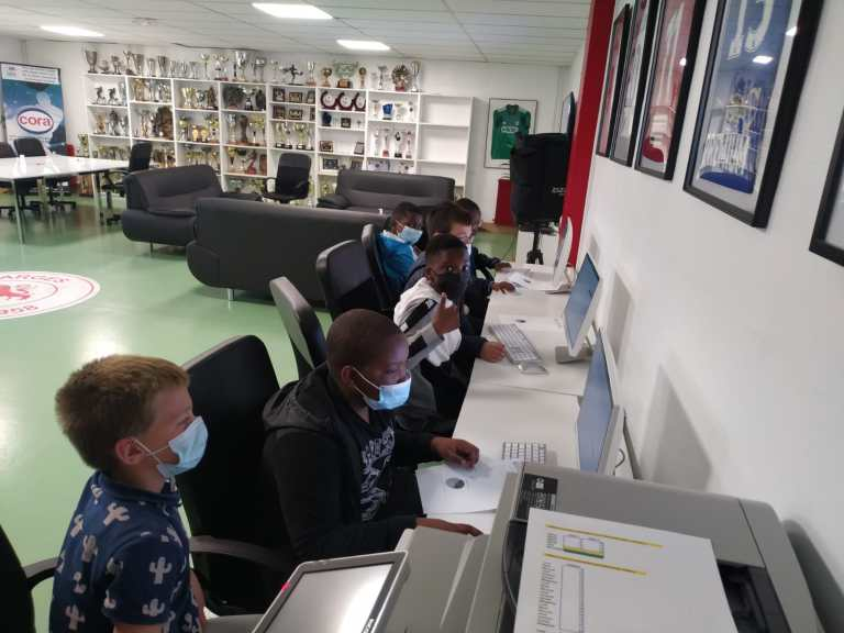 fcm garges lab stage informatique