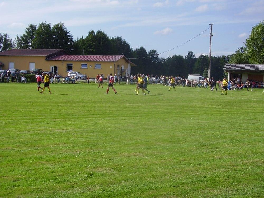 Coupe de France : Mulhausen - Uhrwiller, 7 septembre à 16h (2/6)