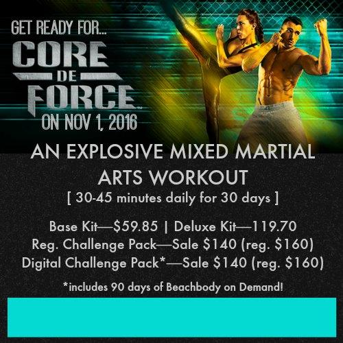 Core De Force Launch Info | fcncoachtraining.com