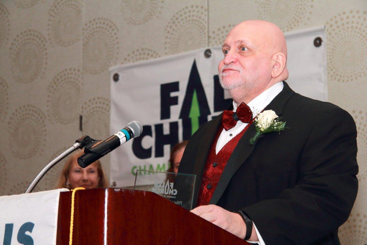 Popular City of Falls Church 'Pillar' Gary LaPorta Remembered