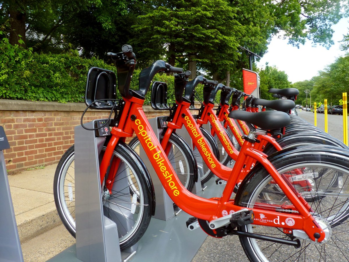 Bikeshare Gives Residents Another Way To Get Around the Little City