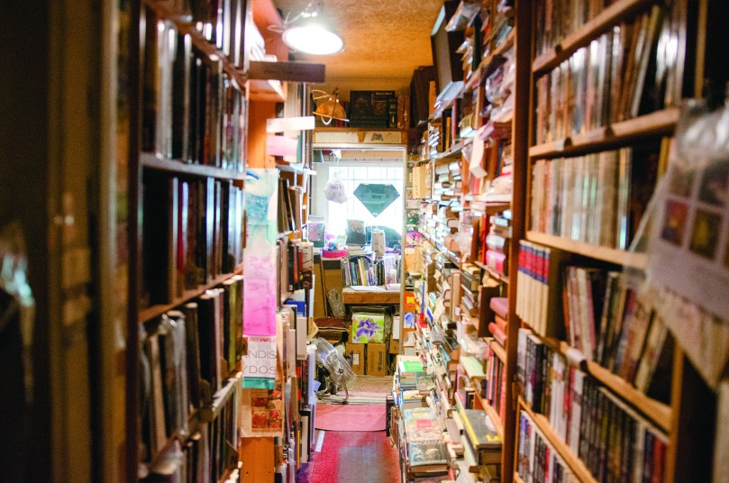 After 40 Year Run, Hole in the Wall Books Closes Its Doors