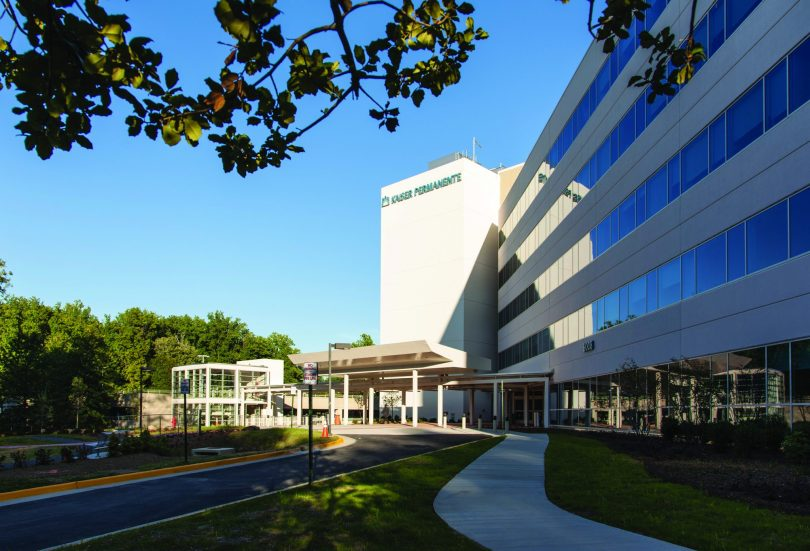 Falls Church Kaiser Expects To Meet Demand As Virus Heads Toward Peak Falls Church News Press Online