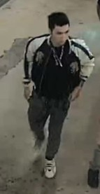 042417 brandishing suspect 2, LeWalt