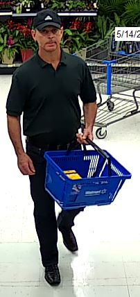 051817 Walmart Up skirting suspect 2