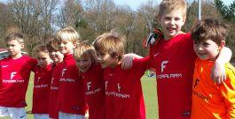 F3-Junioren mit glücklichem Sieg gegen FV Endenich