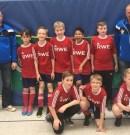 E-Jugend Hallenkreismeisterschaft auf Mittelrheinebene