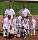Bambinis feiern Meisterschaft