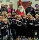 Der Nikolaus war beim FC Pech… und hier bei den Bambinis 😊