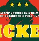 Fußballcamp – 21. bis 25.10.2019
