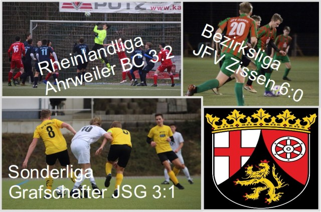 FC Pech meets Rheinland-Pfalz