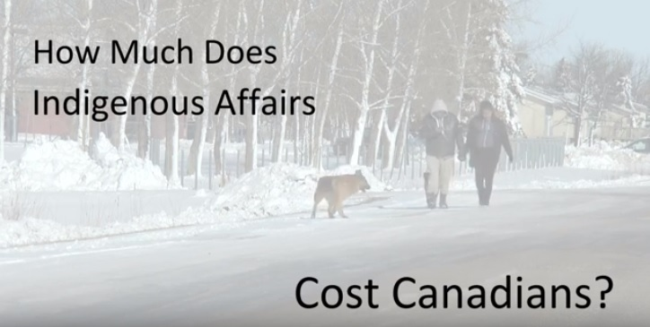 Cost of Indigenous Affairs