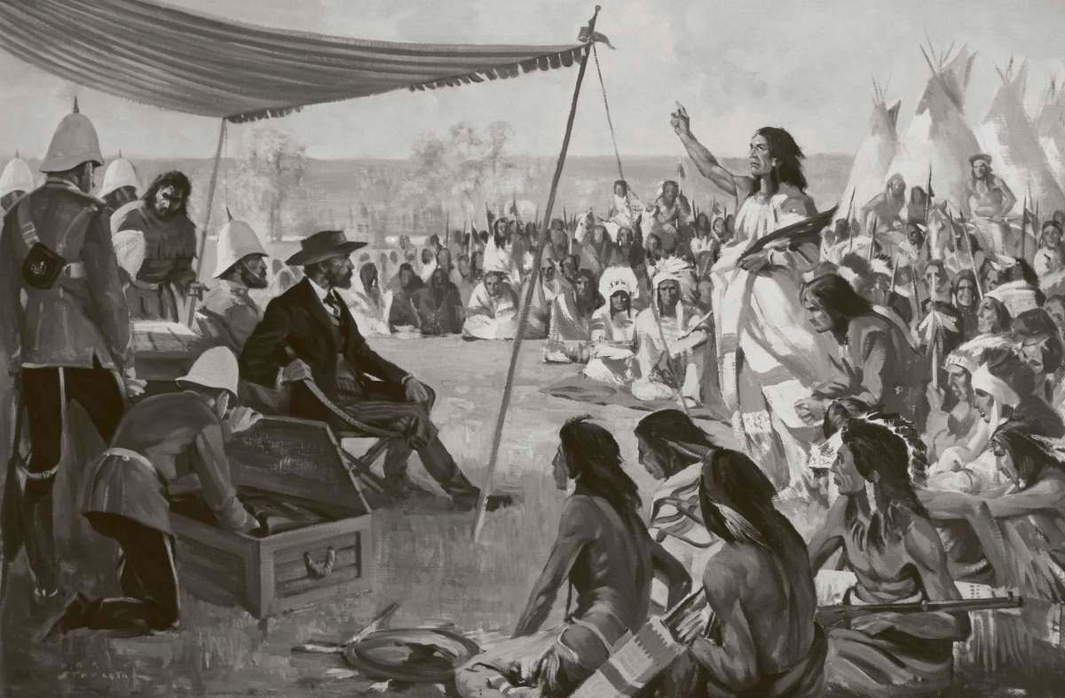A Hard Bargain: Comprehensive history of treaty negotiations reframes many Indigenous issues