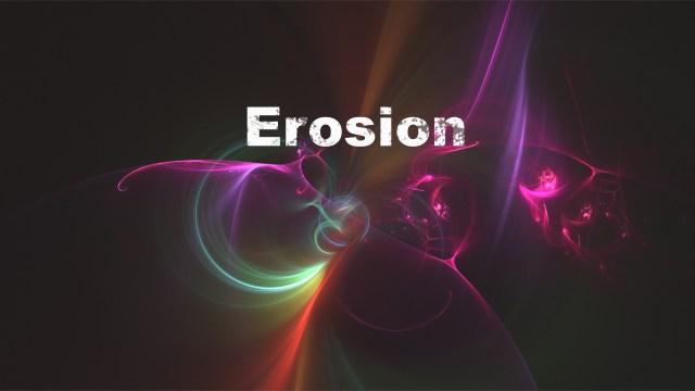 Erosion Title