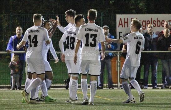 Herren Saarlandpokal 1. FC Riegelsberg - Borussia Neunkirchen (3:2) 17.07.17