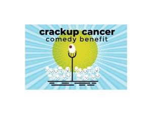 Crack Up Cancer 2019 logo