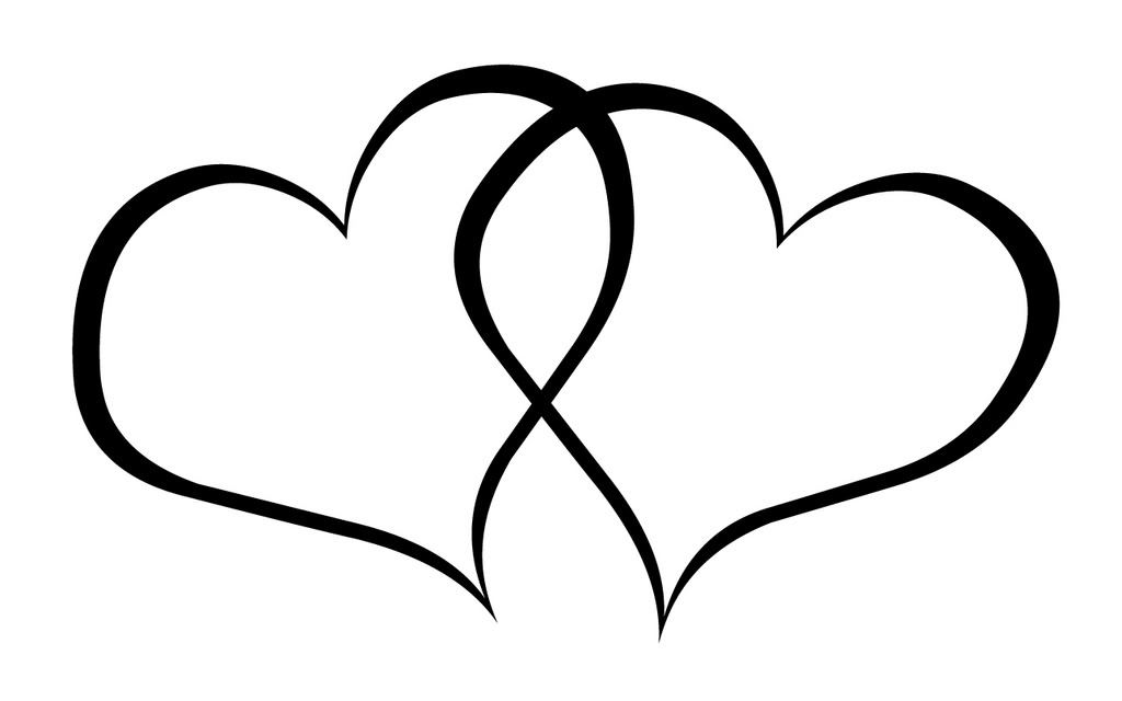 Line Art Love Heart : Family and community services is grateful to the hearts of
