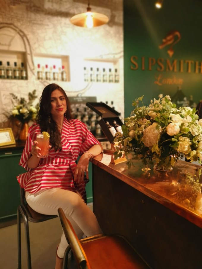 Sipsmith distilery London - 100 years of the Singapore Sling