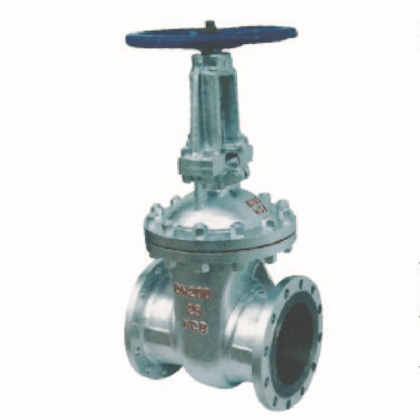 Globe valve DN200 PN25 WCB