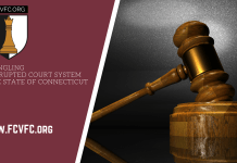 Untangling a Corrupted Court System