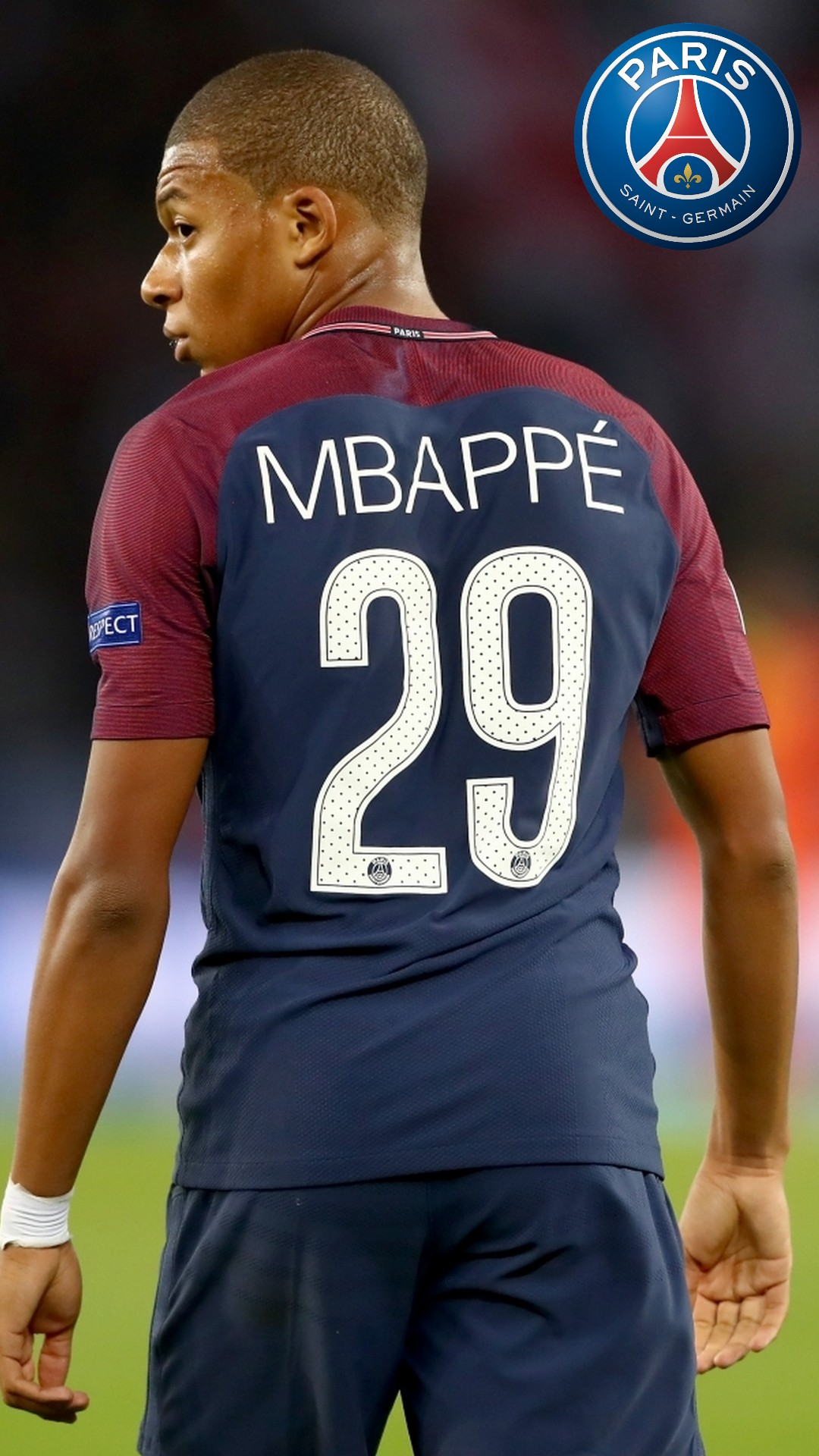 psg kylian mbappe iphone wallpapers