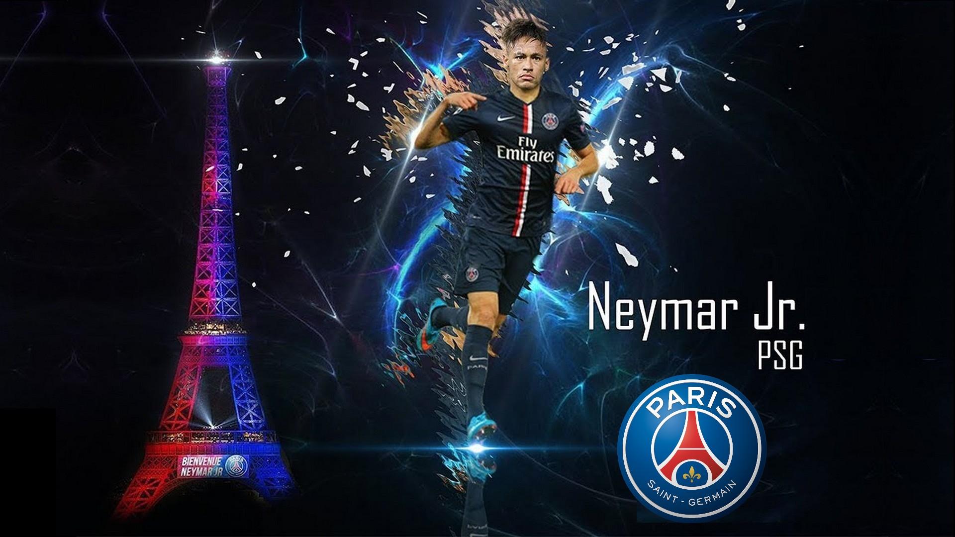 wallpapers hd neymar paris saint