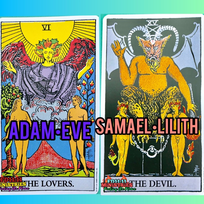 LADEE LILITH: THE FIRST KARMIC - FD11-11Ministries org